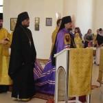 Архипастырский визит Преосвященнейшего Сергия, епископа Солнечногорского